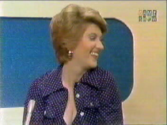 fannie flagg...HUGE CLEAVAGE